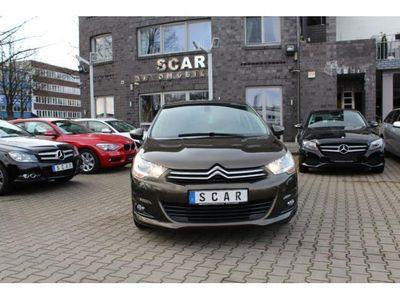 gebraucht Citroën C4 HDI, Klimaautomatik, Sitzheizung
