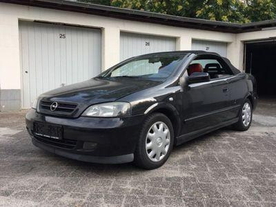 gebraucht Opel Astra Cabriolet G 1.6 16V Windschot
