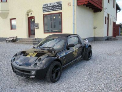 gebraucht Smart Roadster edition bluewave Alu Servo uvm.
