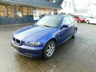 gebraucht BMW 318 Compact Baureihe 3 Compact ti als Limousine in Weertzen