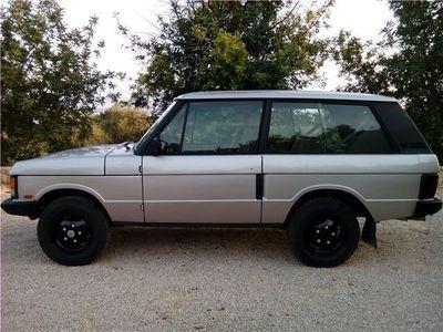 gebraucht Land Rover Range Rover Classic 2-door Diesel VM, SAMMLERZUSTAND, wie neu!
