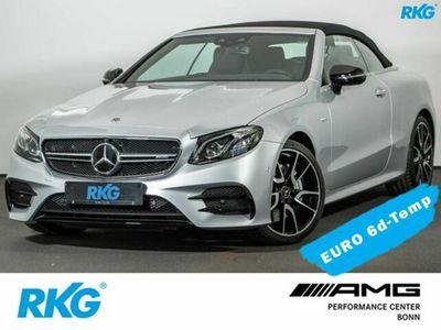 gebraucht Mercedes E53 AMG AMG 4M+ Cabrio Drivers Package*Sitzklima*