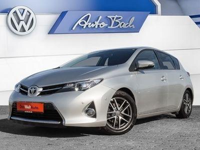 gebraucht Toyota Auris 1.6 Edition Klima AHK SHZ Rückfahrkamera