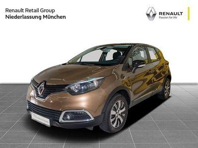 gebraucht Renault Captur 1.5 dCi 90 eco² EXPERIENCE Navi, klimaautomatik