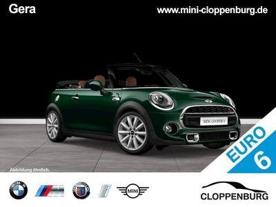 gebraucht Mini Cooper S Cabriolet Hifi H K