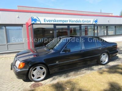 used Mercedes 600 SEL AMG-Styling Doppelairbag