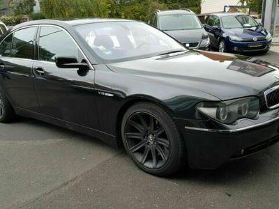 gebraucht BMW 760 i V12 Vollausstattung*Liebhaberfahrzeug* als Limousine in Würzburg