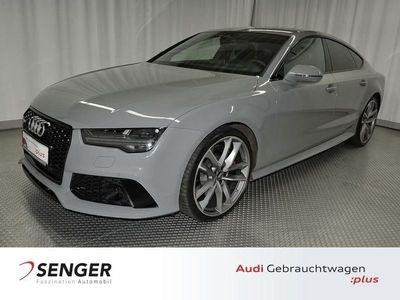 "gebraucht Audi RS7 Sportback performance 280 km/h LED 21"" Temp."