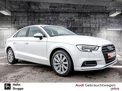gebraucht Audi A3 Limousine Design 2.0TDI CAM Climatr Xen Einparkh