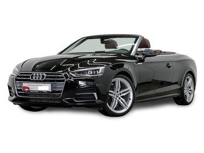 gebraucht Audi A5 Cabriolet 2.0 Benzin