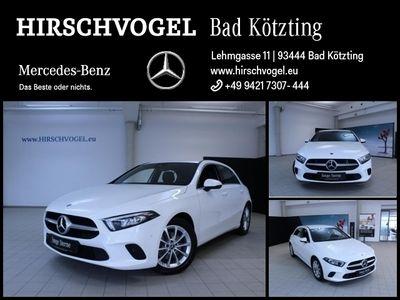 gebraucht Mercedes A200 Progressive+MBUX+Navi+LED+PDC+SHZ+Spiegel