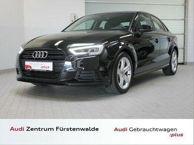 gebraucht Audi A3 Limousine Sport 1.5 TFSI Stronic LED NAVI