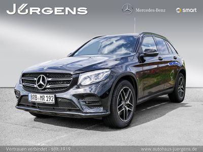 gebraucht Mercedes GLC250 4M AMG-Sport/Navi/LED/Burm/Pano/Night