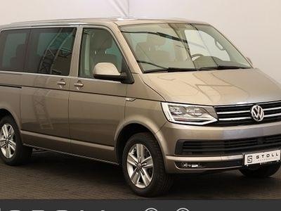 gebraucht VW Multivan T62.0 TDI DSG Comfl. Navi+ACC+DAB+ AHK+LED