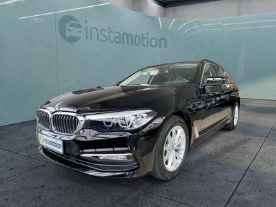 gebraucht BMW 520 520 d Touring Business Paket Rόckfahrkamera Driving Assistent