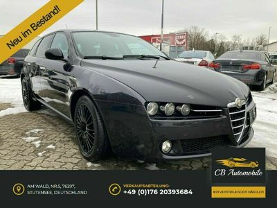 gebraucht Alfa Romeo 159 /NAVI/SHZ/AHK/UVM....