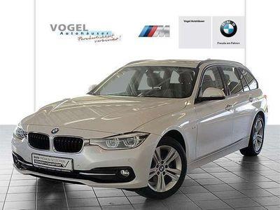 gebraucht BMW 320 d Touring Sport Line