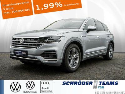 gebraucht VW Touareg 3.0 TDI Tiptronic 4 Motion Atmosphere