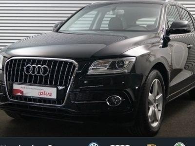 gebraucht Audi Q5 2.0 TDI S line Xenon SHZ Navi PDC v. und hi.