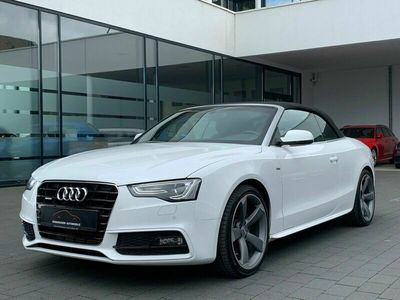 gebraucht Audi A5 Cabriolet 3.0 TDI quattro S line | Navigation