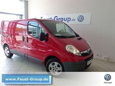 gebraucht Opel Vivaro 2.0 CDTI, Kasten KLIMA AHK Euro5 ZV