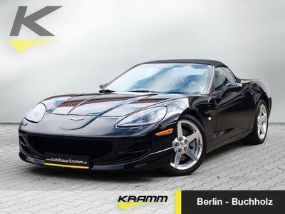 gebraucht Corvette C6 Cabrio 6.0 V8 Competition XENON BOSE HUD NAVI