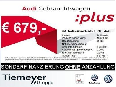 gebraucht Audi A8 50 TDI qu OLED ST.HEIZ HuD PANO MASSAGE
