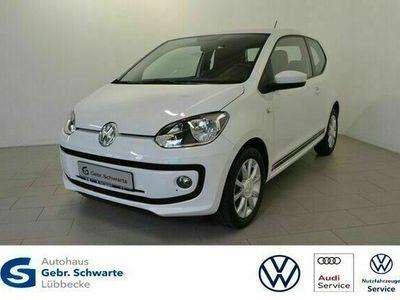 """gebraucht VW up! up! 1.0 clubNavi Sitzheizung 15""""Alu Klima"""