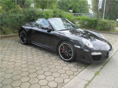gebraucht Porsche 911 Carrera GTS Cabriolet unfallfrei