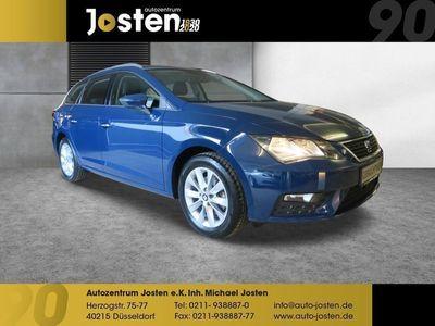 gebraucht Seat Leon ST Style 1.4 TGI Klima Bluetooth LM-Felgen PDC