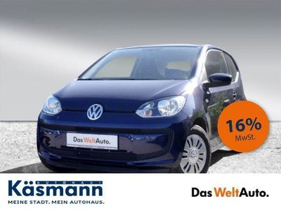 gebraucht VW up! up! 1.0 moveKlima*ZV*Radio-CD*el.FH*