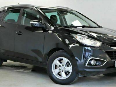 gebraucht Hyundai ix35 1.7 CRDi 16PS Style 2WD KEYLESS GO Klima als SUV/Geländewagen/Pickup in Teltow