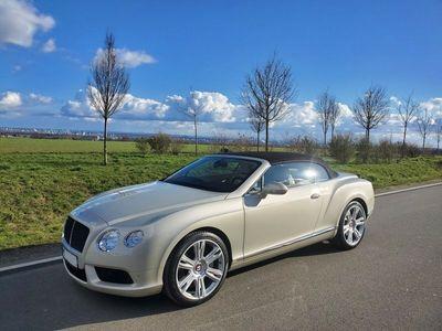 gebraucht Bentley Continental GTC 4.0 V8 4WD Automatik