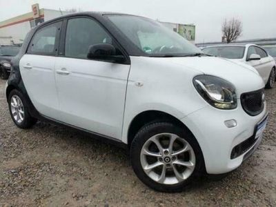 used Smart ForFour twinamic passion 1 Hand Tüv Neu guter Zustand