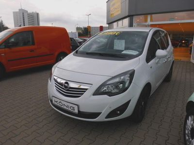 gebraucht Opel Meriva 1.4 Turbo Innovation