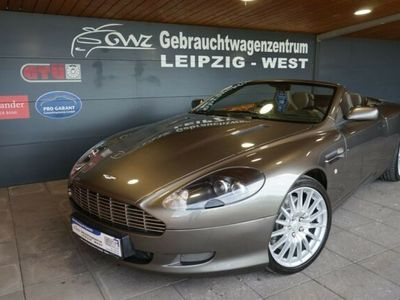 gebraucht Aston Martin DB9 Volante 6.0 V12 // TÜV + Service Neu