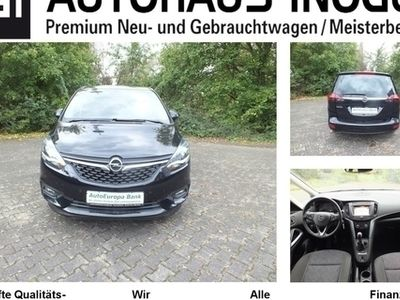 gebraucht Opel Zafira 1.4 T S&S Navi 4.0 IntelliLink/Cam Klimaa