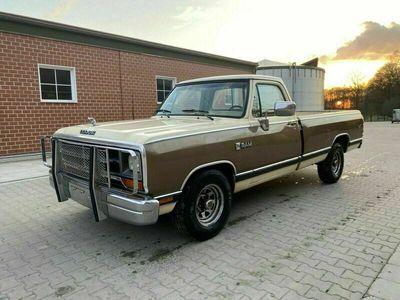 gebraucht Dodge Ram D150 zugelassen Long Bed origina... als in Coesfeld