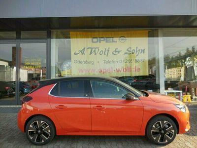 gebraucht Opel Corsa-E F ELEGANCE +KAMERA+NAVI+MATRIX-LED-LICHT