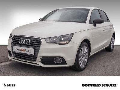 gebraucht Audi A1 Sportback 1,2 TSI NAVI+BT+SHZ+PDC+KLIMA Ambition