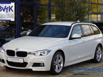 gebraucht BMW 320 i xDrive Touring M Sport LED, Leder, AHL el.