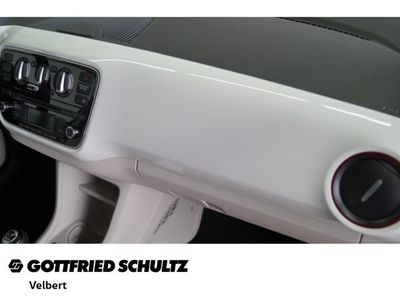 gebraucht VW up! HIGH 1.0 - Klima,Alu,Servo,