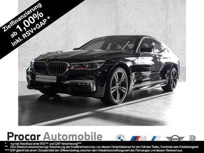 gebraucht BMW 730L d xDrive M Sportpaket Innovationsp. K