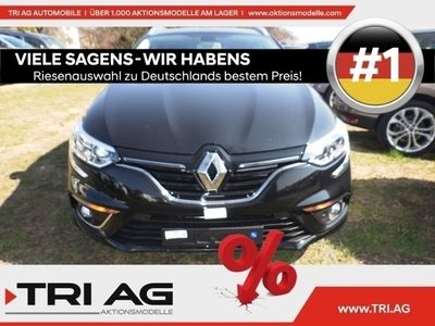 gebraucht Renault Mégane GrandTour Limited TCe 140 EDC Deluxe Paket Easy Paket Modularitätspaket