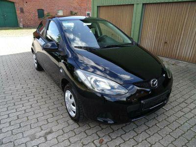 gebraucht Mazda 2 1.3, 4 Türen, Service + TÜV ohne Mängel neu!