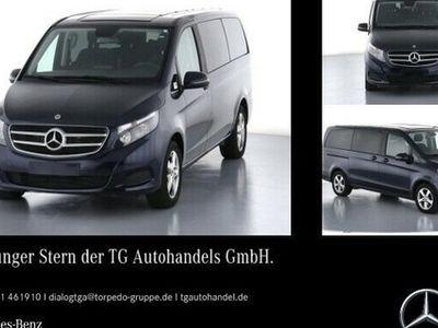 gebraucht Mercedes V220 KOMBI L+2xKLIMA+AUDIO20+7GTR+7SITZER+JST