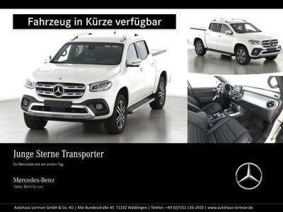 gebraucht Mercedes X250 d 4M POWER EDITION COMAND/360°/PTC/AHK