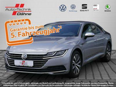 gebraucht VW Arteon 2.0 TDI Elegance USB PDC SHZ NAVI LED ACC