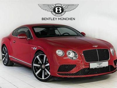 gebraucht Bentley Continental GTV8 S