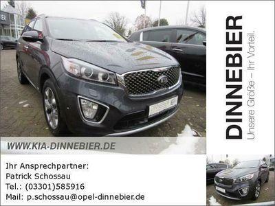 gebraucht Kia Sorento 2.2D AWD PLATINUM STD Gebrauchtwagen, bei Autohaus Dinnebier GmbH